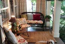Front Porch / Front porch decor