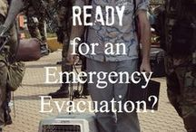 Emergency Preparedness / Being prepared for blackouts and storms