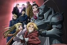 Anime / I really love Fullmetal Alchemist Brotherhood. Also- Sword Art Online, Black Butler, Madoka Magica, and a various few others. / by Kaylee Michelle