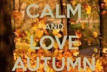 Autumn / Autumn Decorations and Activities