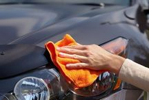 Car Cleaning Tips & Tricks / How to detail your car / by Danielle Anderson