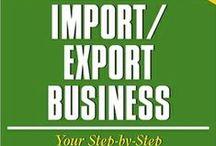 Export / Import/Export information for trade internationally.