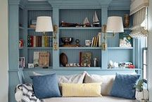 Living Room / Living Room decoration and organization