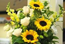 Floral arrangements / Floral arrangements for various occasions.