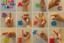 ASL American Sign Language / ASL America Sign Language Resources