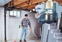 Basement / Basement Design and Renovation