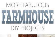 Farmhouse / Farmhouse décor and ideas