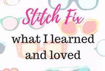 My Style! / Stitch Fix Inspiration Board!  Love: Black, Grey, White, metallic silvers, bling, animal print, skinny jeans, boots, flats