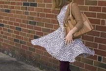 daily outfit / http://twolittlebells.tumblr.com for more outfit/diy goodness! / by cait