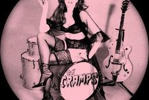 Real Music / garage punk rockabilly psychobilly cramps link wray ramones