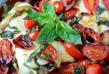 Recipes:Main Dishes & Savory's / by Tina B.