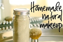 Natural/Homemade Toiletries and Beauty Products