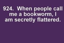 Bookery Fun / Stuff from books that I love, other stuff from books I love to make fun of.