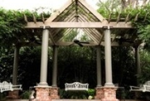 Pergola Fetish / Why didn't I marry a carpenter??  Pergolas are my favorite garden structure. And here are just a few great examples.  / by Jennifer Martinez