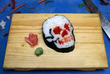 Lunch / Incredibly strange vintage food and bento art