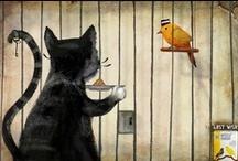 illustrations / by aurel kurtula