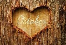 october baby :) / my favorite month  / by Maxine Ramos