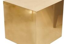 Home- Brass & Gold