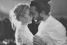 cliche girly wedding board / <3 wedding bells  / by Danielle LoBriglio