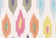 No Chintz Ikats