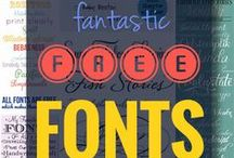 font queen / by Katherine Price