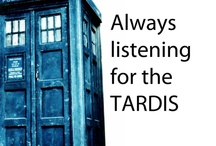 Step inside my TARDIS / ... and I'll show you a good time. Doctor Who FTW!