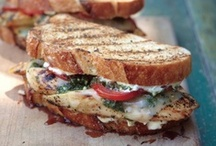 Sandwiches / by Diana - My Humble Kitchen