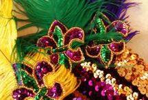 Costumes - Mardi Gras - Fun Festivities  / Decorations DIY Projects / by Darla White