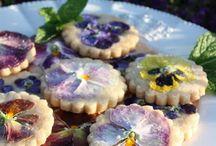 Cookies, Candies, Brownies & Bars / by Tina B.