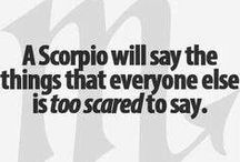 Life as a Scorpio