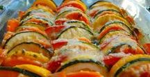 Vegetable Recipes / Awesome healthy vegetable recipes.  Quick and easy recipes for dinner and lunch.  Great idea for preparing vegetables and getting your kids to eat vegetables!  My favorite way to prepare veggies = ROASTED!