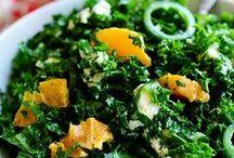 Food~Veg~Kale & other Greens