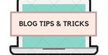 Blogger Tips & Tricks / Find blogger resources and social media tips and tricks!