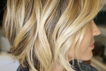 Hairstyles that I LOVE!! / by Misty Mullins Rollins