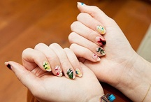 Nail art, obv. / by Sara Zucker