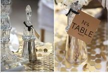 Table Name/Numbers Ideas