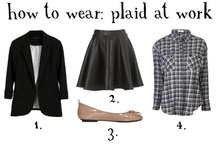 How to wear... / by Sara Zucker