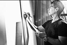 ❤ Ponco Setyohadi ❤ / A truly great artist