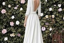 Weddings: Days Gone By / Wedding dresses, engagement rings & decor that echo the glamour of the Gatsby-era.  Victorian, antique & Edwardian designs to inspire.