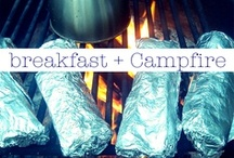 Camping-Food / Recipes and foods to take camping and backpacking