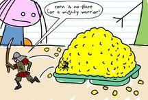 Goofy Pleasentries. / Silly Cheer... / by Ladyface Leigh!