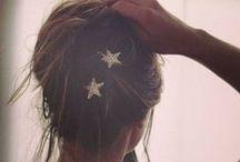 hair accesories / by Lizmarie Garcia