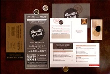 business cards & Stationery / by Euge Palma