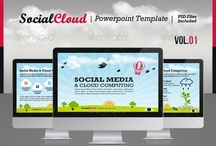 Keynote & Ppt Template  / by Euge Palma