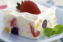 Fruit Desserts & Salads... / by Rhonda Eskew
