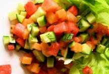 feed me - salads / by Nikki Noel
