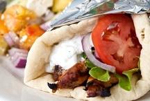 feed me - burgers/sandwiches/wraps / by Nikki Noel
