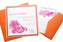 PaperBlonde / DM Paper Designs has teamed up with Blondevents, to create a signature stationery line called PaperBlonde.