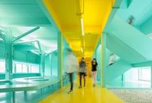 Interiors - Office, Retail, Hotel, Other / by Ben Dowson