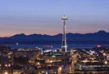 Our Home: Seattle / Where we pitch our tent